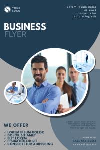 Multipurpose Business Corporate Flyer Design