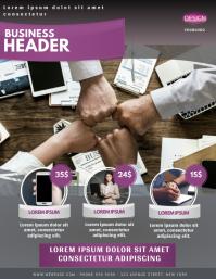 Multipurpose Business Corporate Flyer Template