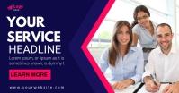 Multipurpose Corporate Flyer Designs Facebook Ad template