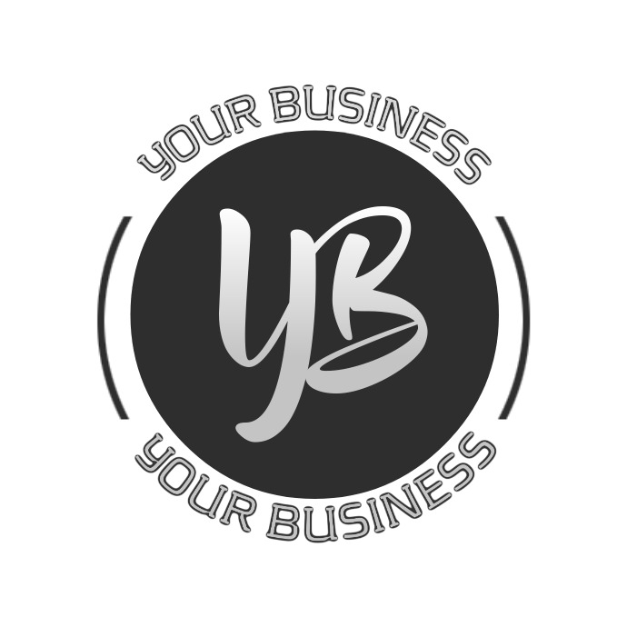 Multipurpose Initial free business logo