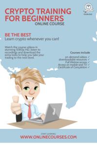 Multipurpose Online Course Flyer Template