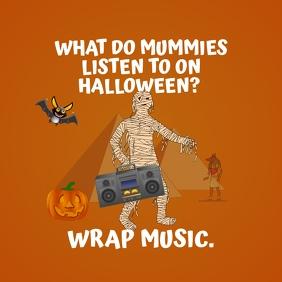 Mummy Puns Halloween