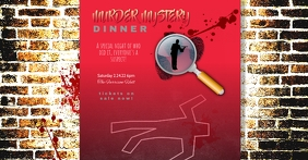 murder mystery dinner theater facebook event