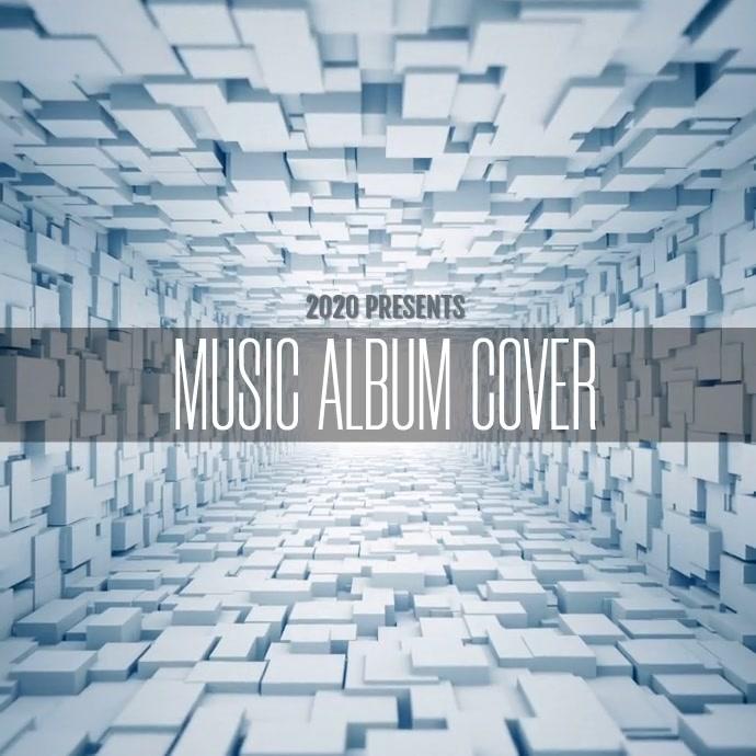 MUSIC ALBUM COVER TEMPLATE Instagram Plasing