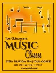Music classes, music, event,retail