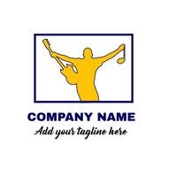 Music company logo 徽标 template