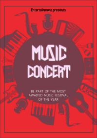 Music Concert Flyer