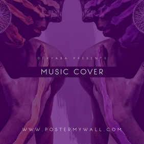 Music Cover Template
