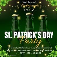 Music festival, music,jazz day Album Cover template