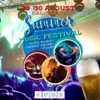 music festival80 video insta