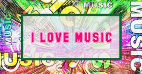 Music header foe social media