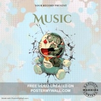 Music Mixtape/Album Cover A