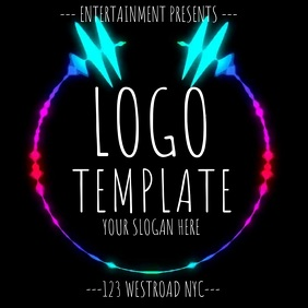 MUSIC MUSICAL LOGO TEMPLATE
