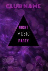 Music Night Club Template