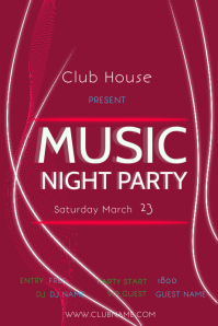 Music Night Party