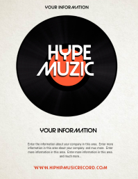 create hip hop posters in minutes postermywall