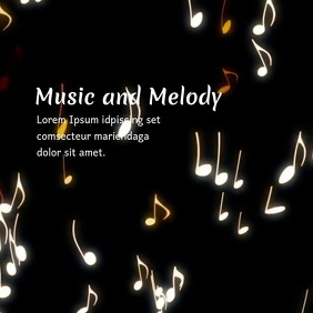 MUSICAL NOTES VIDEO AD