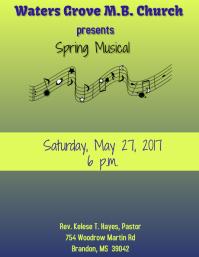 Musical Program