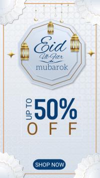 muslim eid Instagram Story template