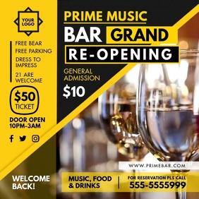 Mustard Bar Grand Reopening Video Ad