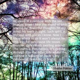 My Rainbow - Poem