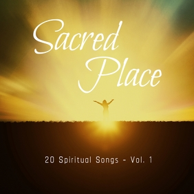 My Sacred Place gospel church album cover