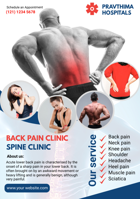 Myofascial Pain Syndrome A4 template