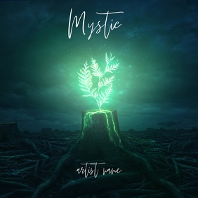 Mystic album art