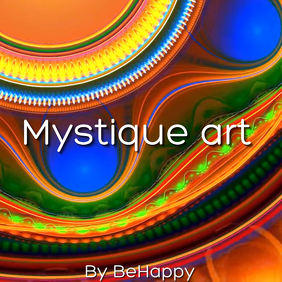 Mystique album cover