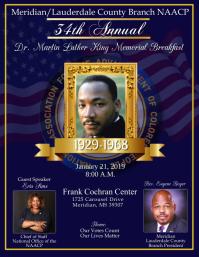 NAACP Program, Black History