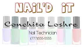 NAIL'd it bail salon