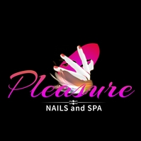 Nail and Spa Logo Логотип template