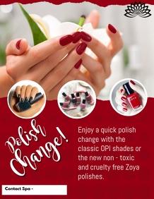 Nail Polish Promo