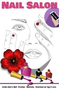 nail salon/Beauty/Hair/Spa/Belleza