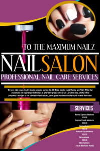 120 customizable design templates for nails postermywall