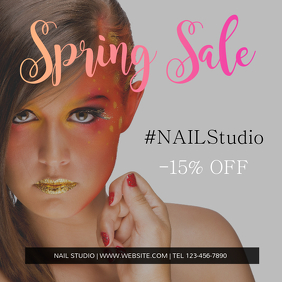 Nail Studio Instagram Post