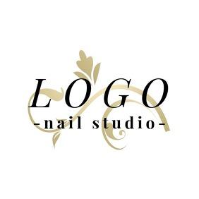 Nail Studio Minimal Logo