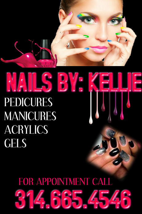 NAILS FLYER