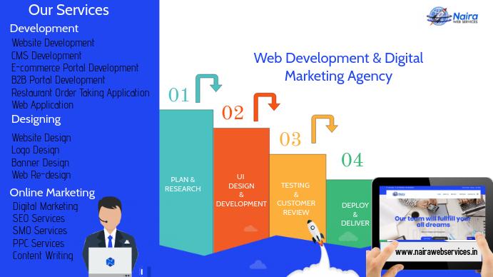 Naira Web Services |Web Development Company