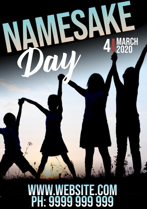 namesake day