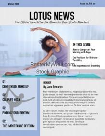 Namiste Yoga Newsletter