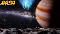 nasa and moon and Planets,man YouTube Thumbnail template