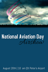 National aviation day airshow