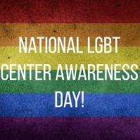 National LGBT center awareness day
