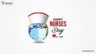 national nurse day Twitter Post template