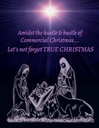 Nativity Video Message