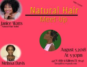 Natural Hair Meet Up