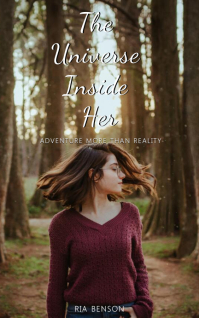 Nature Girl Book Cover Template