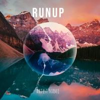nature New Design Album Cover template