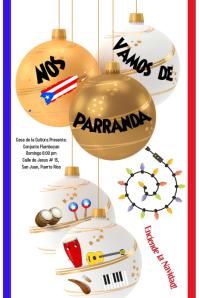 Navidad y Parranda Poster